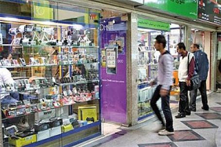 بازار گوشی تلفن همراه مترصد ریزش قیمت