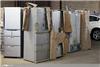 انبار حاوی ۱۴۰ هزار کالای لوازم خانگی در شهرری کشف شد